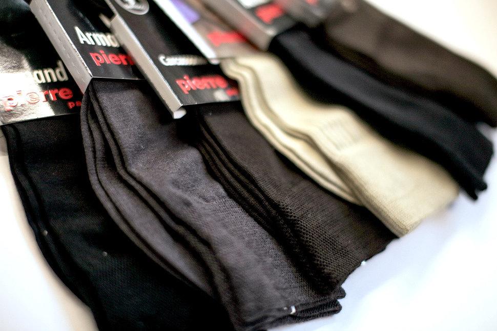 Носки Pierre Cardin в нашем каталоге